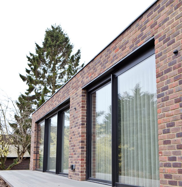 beautiful home extension