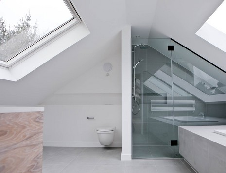 home extension interior